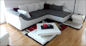 ソファー前に昇降式テーブルを置く5つのメリットとおすすめ品