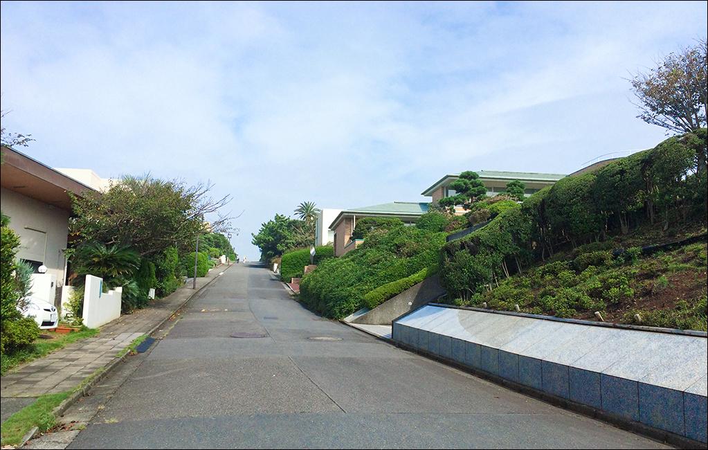 逗子 大崎公園 披露山庭園住宅