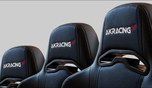 「AKRacing Premium」オフィスチェア。4ヶ月使用後の正直な口コミ